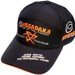 Бейсболка Kosadaka Smart Tackle черная