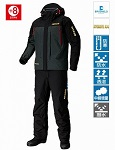 Костюм зимний Shimano Nexus Winter Suit DryShield черн. RB125P L (EU.M)
