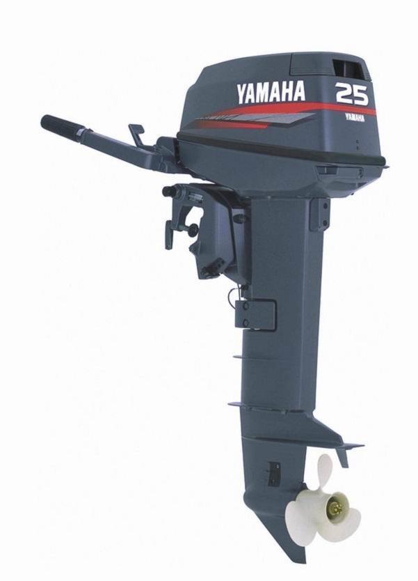 Лодочный мотор 2-х тактный Yamaha 25BMHL