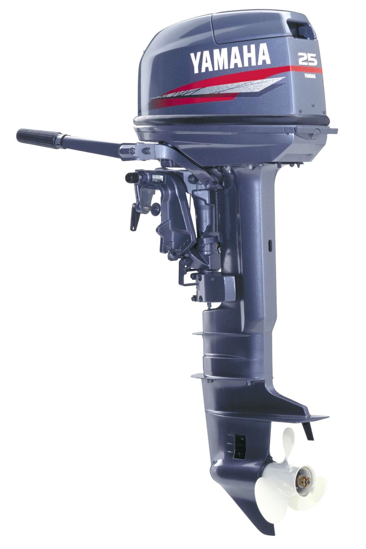 Лодочный мотор 2-х тактный Yamaha 25BMHS