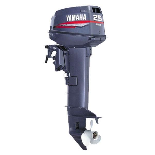 Лодочный мотор 2-х тактный Yamaha 25BWS