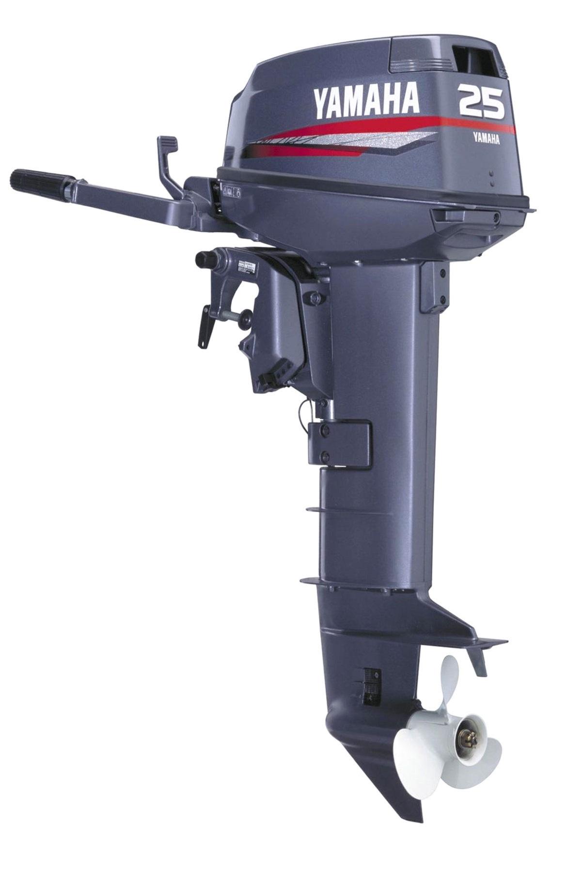 Лодочный мотор 2-х тактный Yamaha 25NMHOS