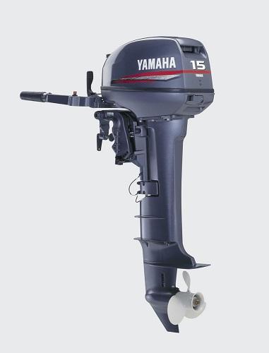 Лодочный мотор 2-х тактный Yamaha 15FMHS