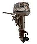 Лодочный мотор 2-х тактный Yamaha 30HMHS CAMO