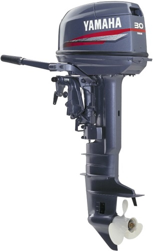 Лодочный мотор 2-х тактный Yamaha 30HWCS