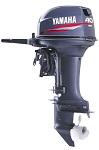 Лодочный мотор 2-х тактный Yamaha 40XMHS