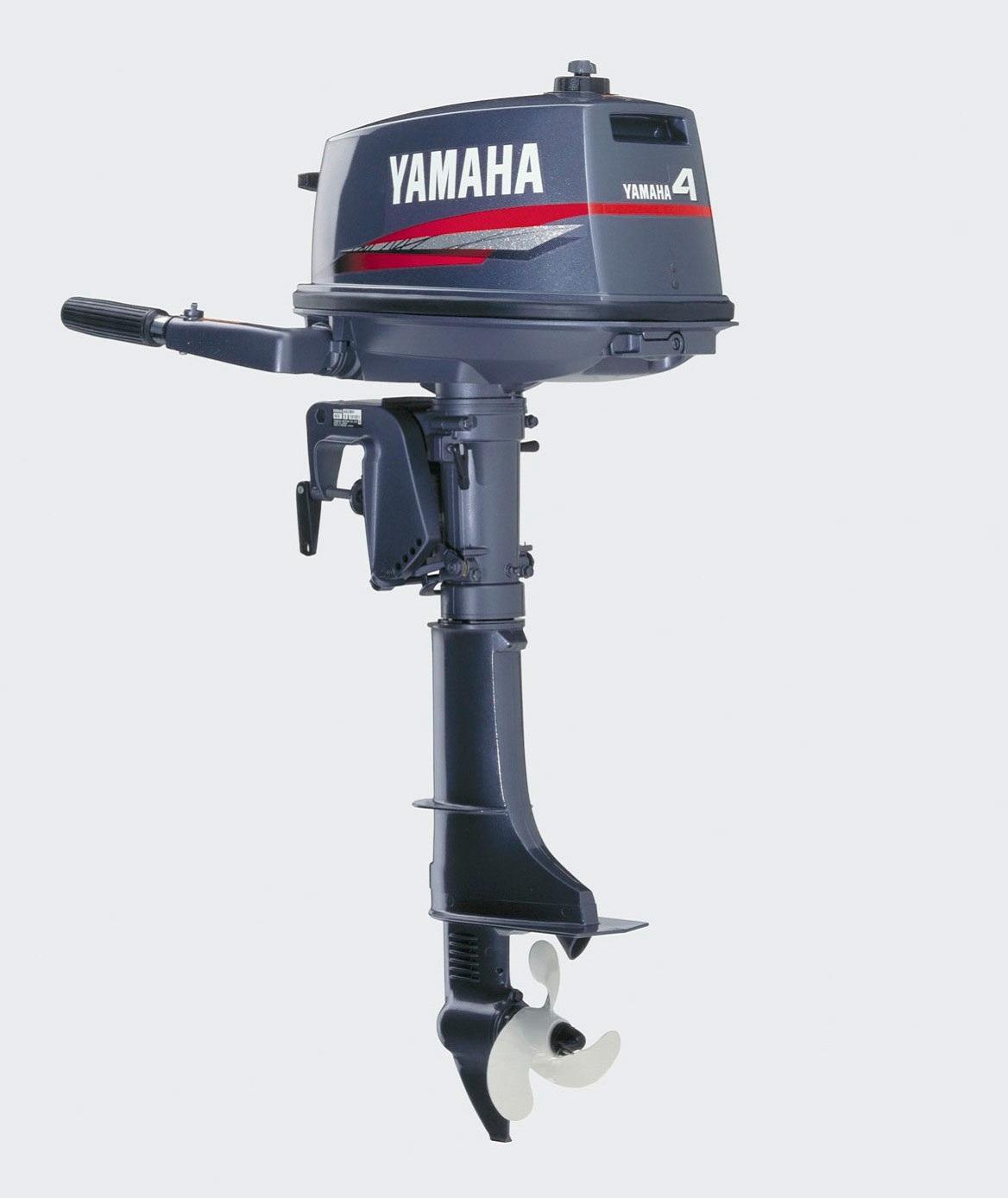 Лодочный мотор 2-х тактный Yamaha 4ACMHS