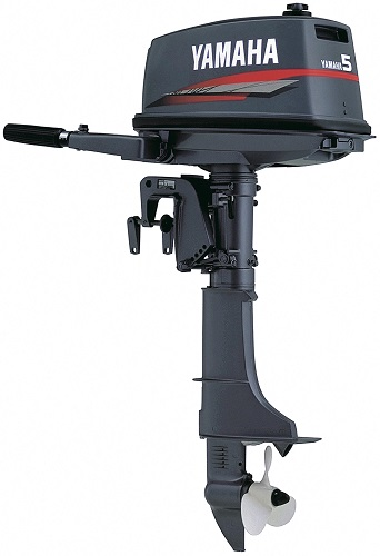 Лодочный мотор 2-х тактный Yamaha 5CMHS