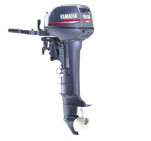 Лодочный мотор 2-х тактный Yamaha 9,9GMHS
