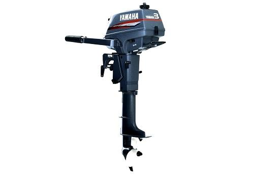Лодочный мотор 2-х тактный Yamaha 3AMHS