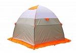 Палатка ЛОТОС 3 (оранжевый)