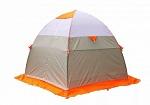 Палатка ЛОТОС 4 (оранжевый)