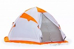 Палатка ЛОТОС 4ЛТ (оранжевый)