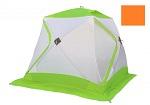 Палатка ЛОТОС Куб Классик С9 (модель 2017) оранжевый