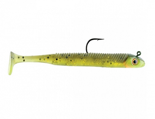 Виброхвост STORM 360GT Searchbait Minnow SBM35-HO (3 приманки 9см.+ 1головка 3,5гр)