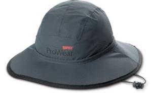 Шляпа Rapala ProWear All Weather Hat сер-черн.