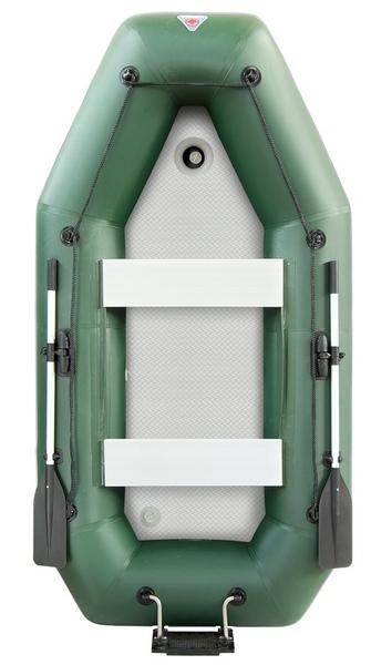 Лодка надувная YUKONA 280 GTK (Киль) - air deck (без транца)