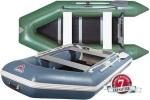 Лодка Yukona (Юкона) 300 TLK зелёная