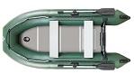 Лодка надувная YUKONA 310 TS (пайол - водостойкая фанера)