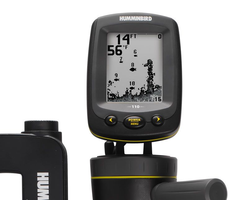 Эхолот Humminbird 110x Fishin\' Buddy