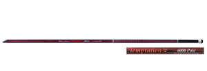 Маховое удилище Mikado TEMPTATION Pole (без колец) Carbon IMX-9+ 800