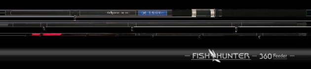 Фидерное удилище Mikado FISH HUNTER Feeder 330 см