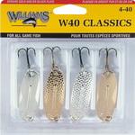 Набор блесен Williams 4-40W40 Wablers