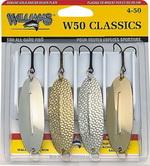 Набор блесен Williams 4-50W50 Wablers
