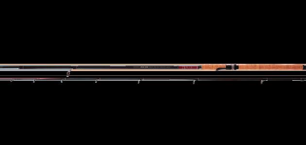 Спиннинг штекерный Mikado SCR Perch Spin 270 Carbon