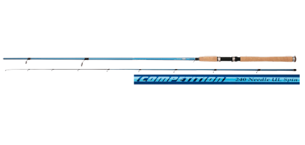 Спиннинг штекерный Mikado COMPETITION Needle UL Spin 220 Carbon