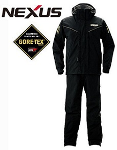 Костюм NEXUS Gore-Tex RA118K черный