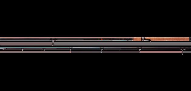 Спиннинг штекерный Mikado SENSEI HEAVY SPIN 240 Carbon