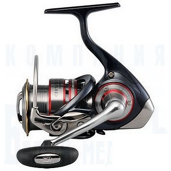 Катушка Daiwa 10 Certate Hi-Speed 2508RH