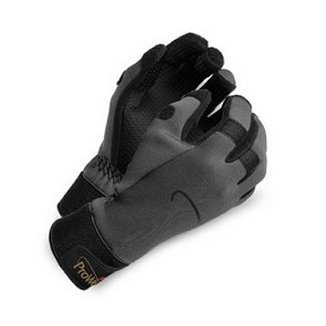 Перчатки Rapala ProWear Beufort Anatomic CUT серые, L
