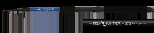 Спиннинг телескопический Mikado FISH HUNTER Telescopic 300