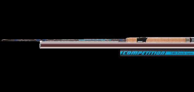 Спиннинг штекерный Mikado COMPETITION Perch Spin 300 Carbon