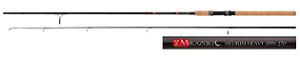 Спиннинг штекерный Mikado MIKAZUKI Medium HEAVY Spin 270 Carbon