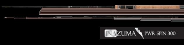 Спиннинг штекерный Mikado INAZUMA PWR Spin 9 \'/ 275 Carbon