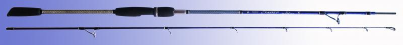 Спиннинг Волжанка Стайер тест 40-80г. 3,0м. (2 секц.)