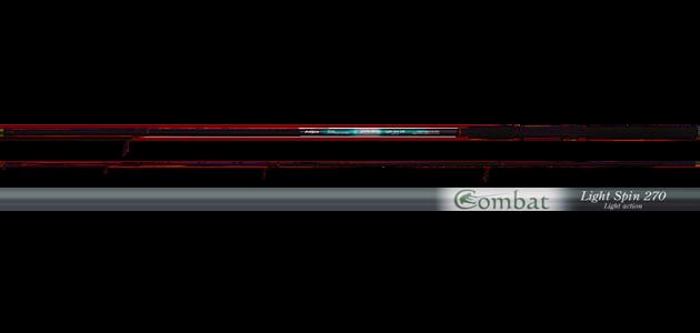 Спиннинг штекерный Mikado Combat Light Spin 270