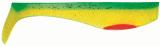 SAKURA BELLY SHAD 4 100mm - 035 (FIRE TIGER)