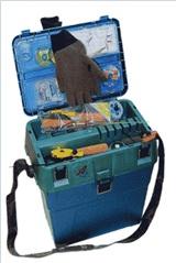 Ящик зимний пластиковый A-elita с карманом