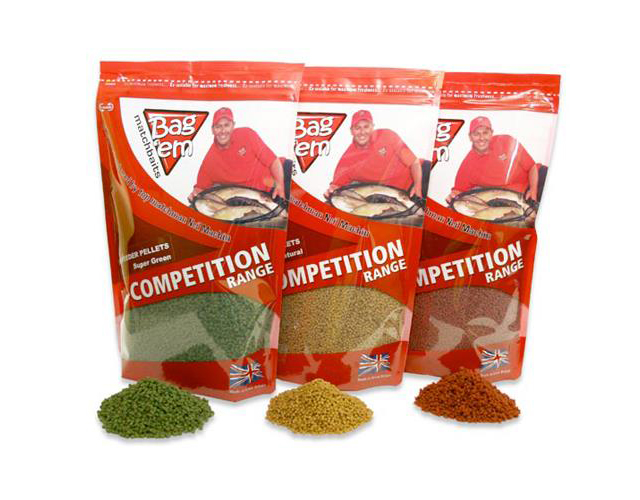BAGEM MATCHBAITS  Пелетс для кормушек Coconut  Moist Feeder Pellets 2mm,  750g BE-MF-C