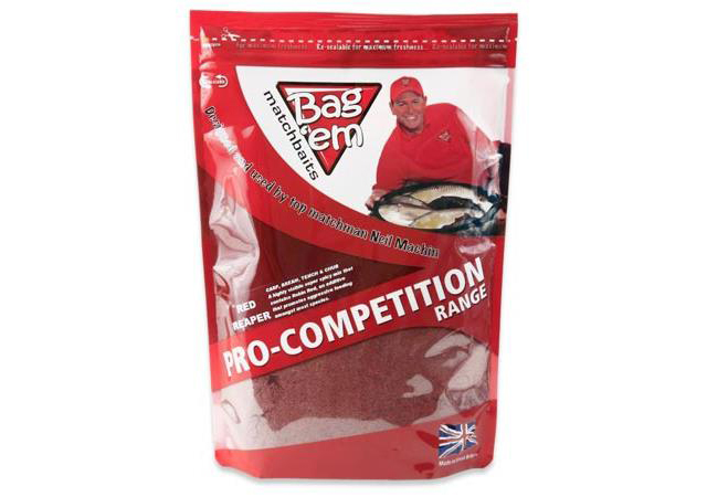 BAGEM MATCHBAITS  Прикормка  Red Reaper Groundbait (Red) 750g BE-G-RR