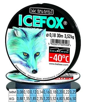 Леска Ice Fox Balsax