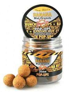 Бойлы плавающие Dynamite Baits Banana Nut Crunch 15 мм