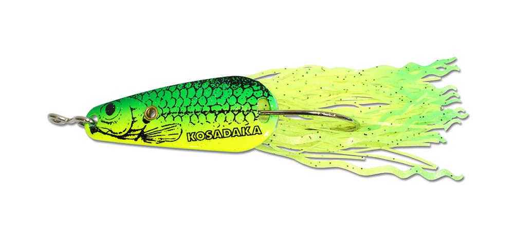 Блесна колеб.незацеп. Bullet spoon 14г, цв. C1015 (Kosadaka)