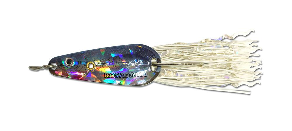 Блесна колеб.незацеп. Bullet spoon 14г, цв. C11(Kosadaka)