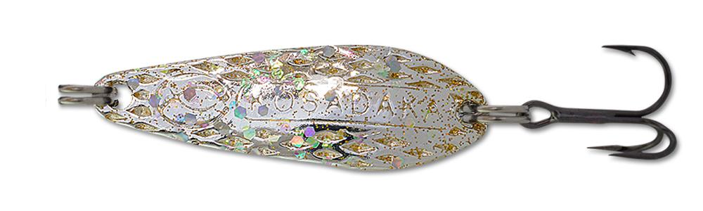 Блесна Kosadaka Echo, 41мм, 5г., Цвет SL