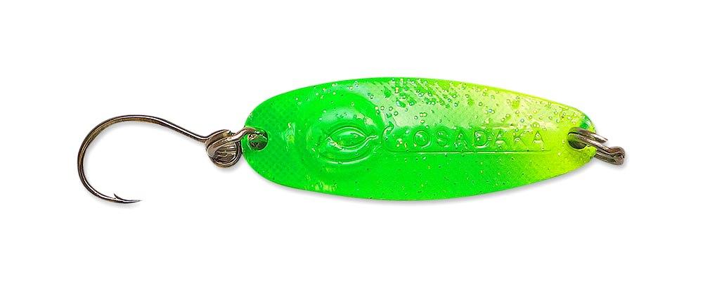 Блесна Kosadaka Micron (одинарный крючок), 33мм, 3г., Цвет LR